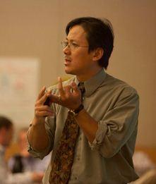 """Professor Michel Pham talks """"7 Sins"""""""